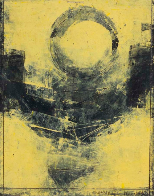 Yellow Night: RISE III 2012 CATHERINE L. JOHNSON; CATHERINE L. JOHNSON;