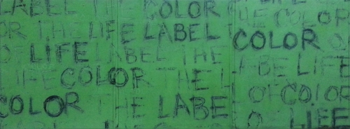 LABELTHECOLOROFLIFELABELLIFECOLOR  CATHERINE L JOHNSON  2013: Catherine L. Johnson;