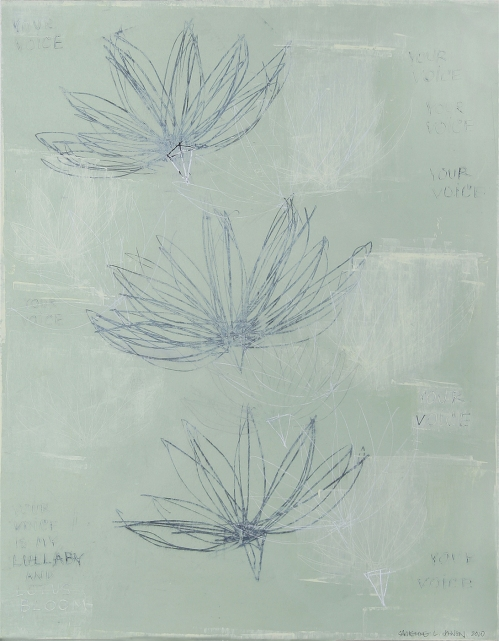 LOTUS20TEN: YOURVOICEISMYLULLABY+LOTUSBLOOM 2010 CATHERINE L. JOHNSON;CATHERINE L. JOHNSON;