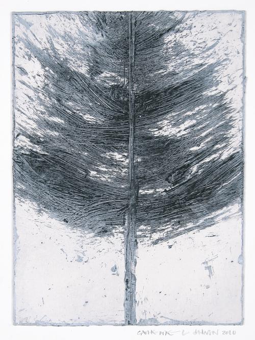 Pine Tree: Moon RAPTURE  2011 Catherine L. Johnson; Catherine L. Johnson;