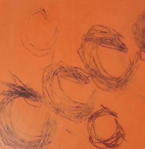 FIRE: CRESCENT 2014 CATHERINE L. JOHNSON detail; CATHERINE L. JOHNSON;