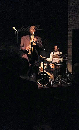 JAMES CARTER TRIO @ DAKOTA 22 JUNE 2014; CATHERINE L. JOHNSON;
