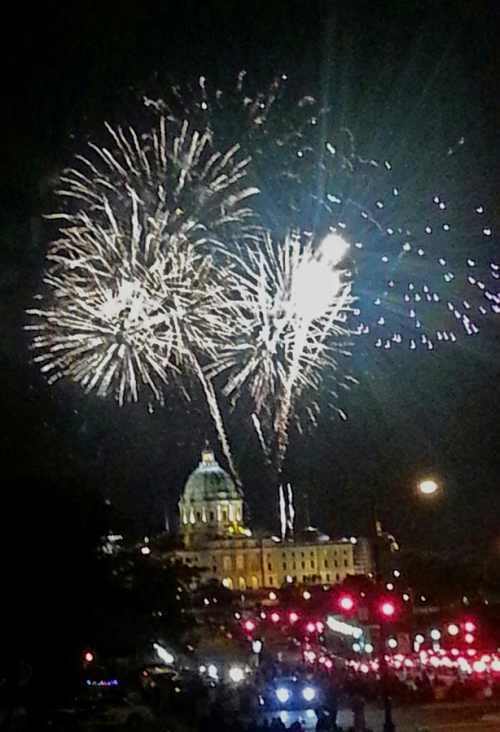 4 JULY 2014 ST.PAUL CAPITOL; CATHERINE L. JOHNSON;