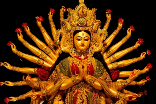 catherine_pavarti_durga_goddess_feb2017