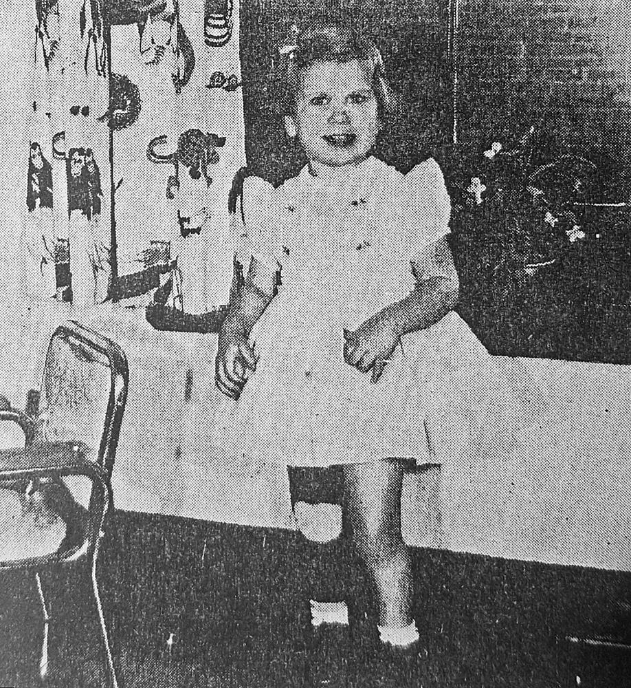 CATHERINE_3YRS_SHRINERS_HOSPITAL_FOR_CRIPPLED_CHILDREN_CIRCA_1956_WP